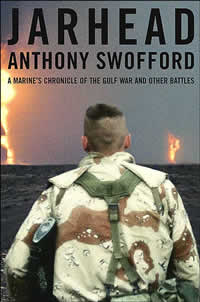 jarhead essay Jarhead quotes found 41 quotes [ page 2 of 2 ]  0 0 anthony 'swoff' swofford: [voice over narration] a flashlight was a moonbeam a pen was an ink stick my mouth .