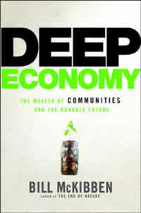 deep economy thesis New from bill deep economy by bill mckibben sustainable development start thesis statement compare contrast paper is the organizing principle for meeting.