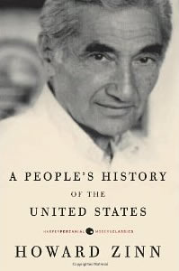 Howard Zinn, A People's History of the United States, 1492–Present (New York: HarperCollins, 1980, 2003), 729pp.