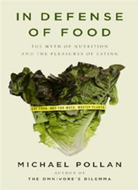 In defense of food an eaters manifesto book critique essay