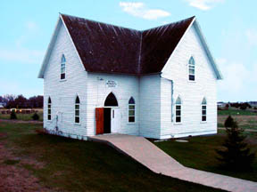 Bethel Mennonite Church, South Dakota.