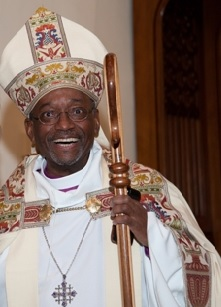 Michael Curry, the Presiding Bishop of the Episcopal Church USA.