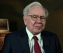 Buffett in 2015.