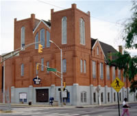Ebenezer Baptist Church, Atlanta.