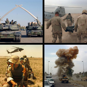 essay iraq war
