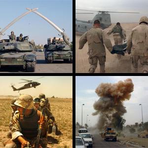 essays on war in iraq