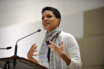 """Michelle Alexander: """"A System of Racial and Social Control"""""""