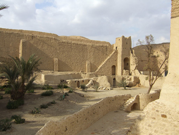 Monastery of St. Paul the Anchorite in Egypt.