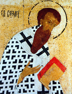 St. Basil the Great.